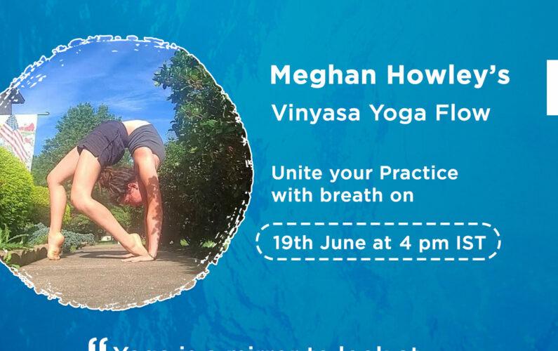 Meghan Howleys flyer